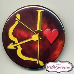 Hunger Games Pin back Button Inspired Personalized Buttons Custom Buttons and Pins